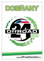 24 hours OffROAD maraton Dobřany 2016